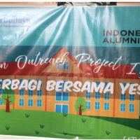 Indonesian Alumni Conduct Educational Outreach Project