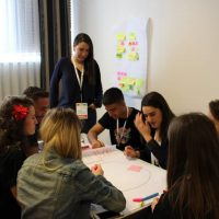 Alumna Mentors Youth at UN Youth Assembly in Kosovo