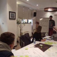 Project Development Training for New Alumni