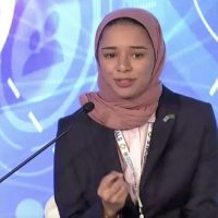 YES Alumna Highlighted as Saudi Youth Leader