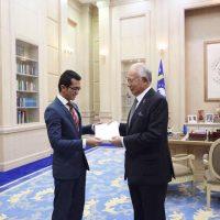 Internship Takes Alumnus to High Places
