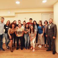 Macedonia Welcomes Nine New Alumni