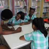 Encouraging English in Suriname