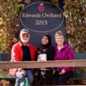 2 Fatema And Hfamily Apple Orchard