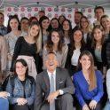 Albania Yes 15Th Anniversary Reception