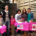 Albania Selling Lemonade At The Youth Center In Shkoder As Part Of Jona Fani Yes15 Final Implementation Project Of Her Start Qube Grant