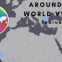 Around The World Feb