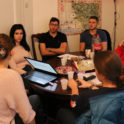 Bosnia And Herzegovina Sarajevo 6 Crs Attending First Cr Orientation Held In Ac Office In Sarajevo On October 28Th