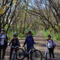 Ind Saniya Saddiqi Hfam Blog Afsusa Biking Pic