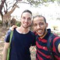 Ken Mohamed Abubakar Haller Park1 Giraffes