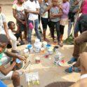 Mozambique School Clean Up 2