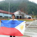 Phi Musfirnoor Iew Essay Pic With Flag