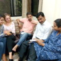 Photo4 Group Disussion Afs Alumna Mayura Pande
