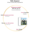 Voyaj Yes Alumni