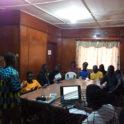 Health Seminar During Session