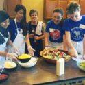 Ilija Serving Food 0