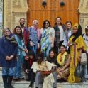 Participants At Grand Mosque