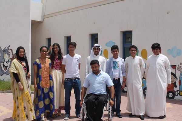 Amideast Kuwait 1