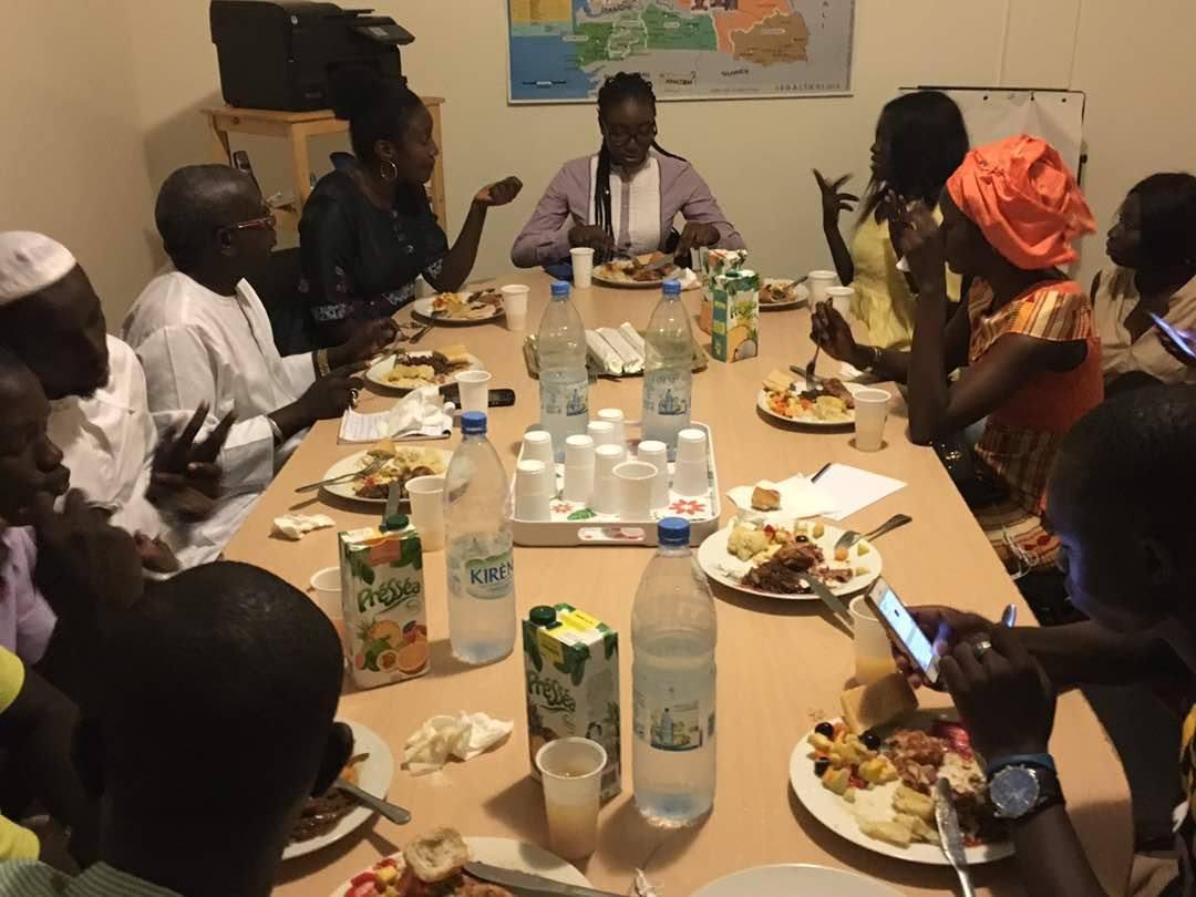 Senegal Iftar